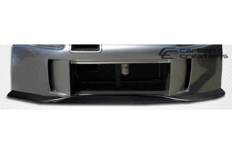 2002 Honda S2000 Carbon Creations Type JS Front Lip (Add On)