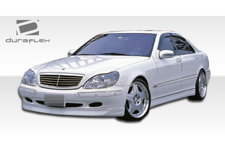 2000 Mercedes S-Class Duraflex BR-S Front Lip (Add On)