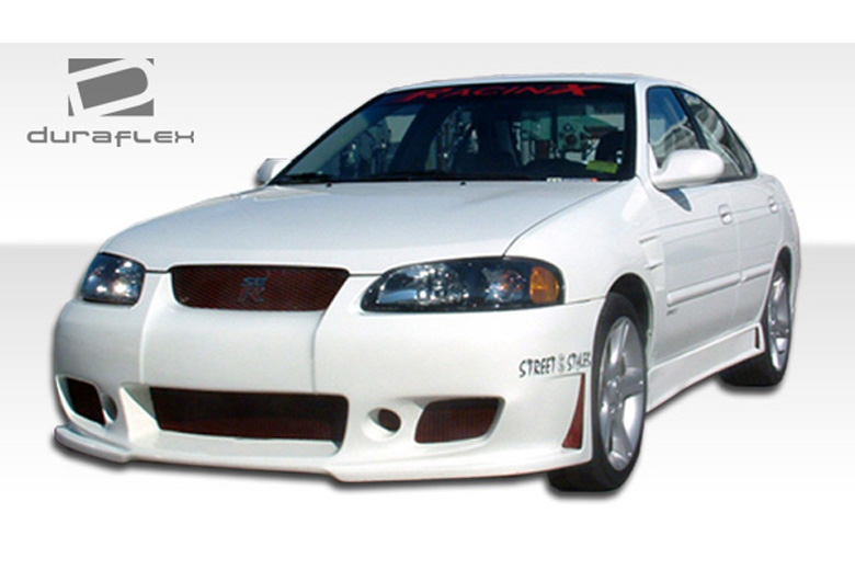 2000 Nissan Sentra Duraflex B-2 Body Kit