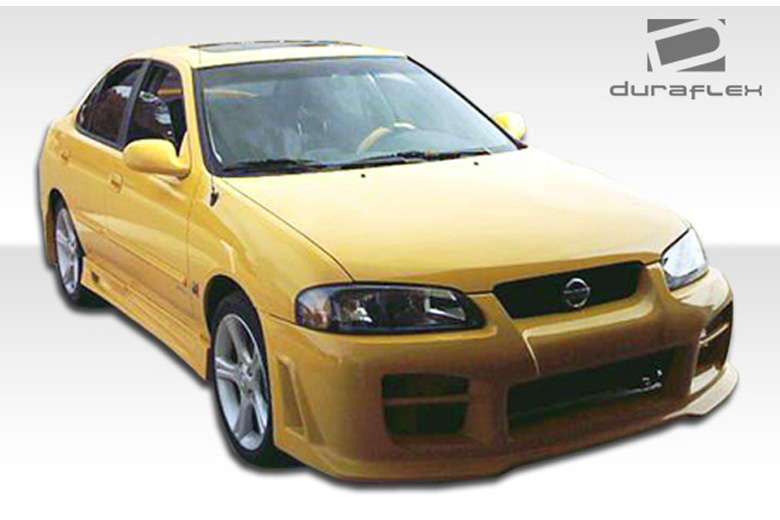 2000 Nissan Sentra Duraflex R34 Body Kit