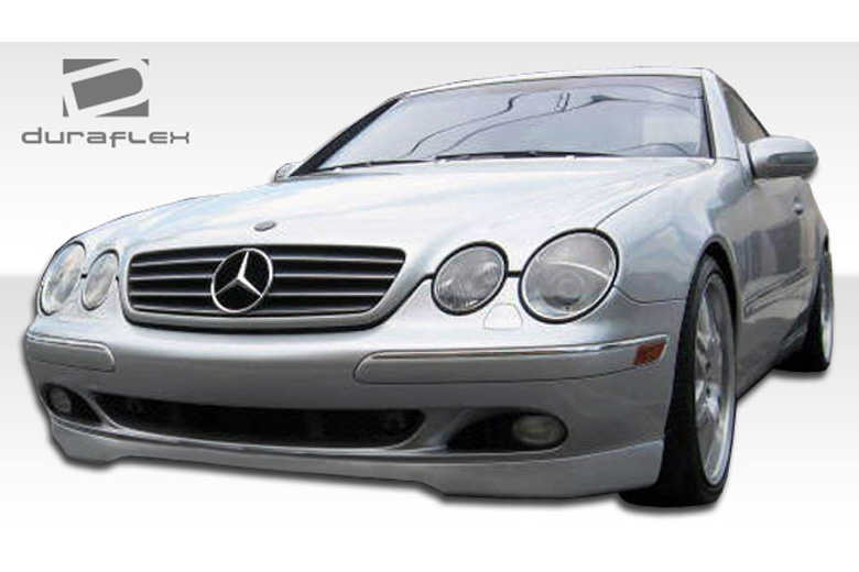 2000 Mercedes CL-Class Duraflex CR-S Front Lip (Add On)