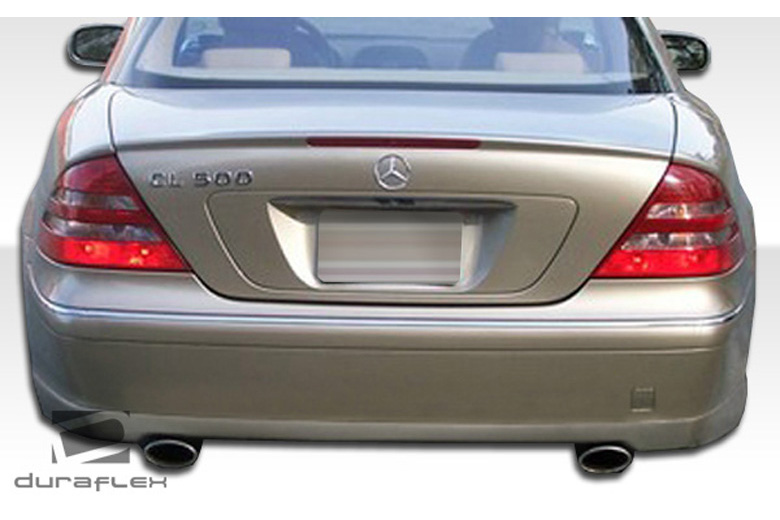 2000 Mercedes CL-Class Duraflex CR-S Rear Lip (Add On)