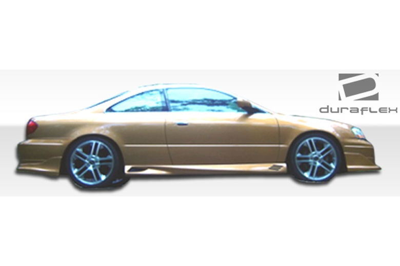 2002 acura cl body kits ground effects. Black Bedroom Furniture Sets. Home Design Ideas