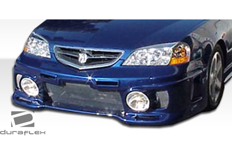 duraflex acura cl 2001 2003 evo 3 front bumper. Black Bedroom Furniture Sets. Home Design Ideas