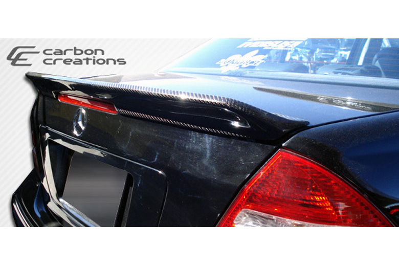 2002 Mercedes C-Class Carbon Creations Morello Edition Spoiler