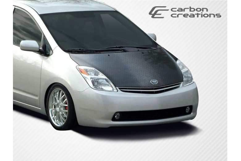 2007 Toyota Prius Carbon Creations Hood