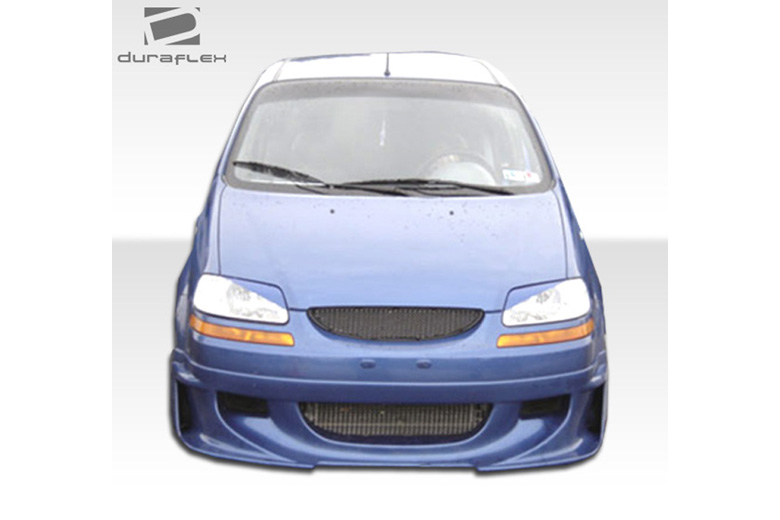 2006 Chevrolet Aveo Duraflex Racer Front Lip (Add On)