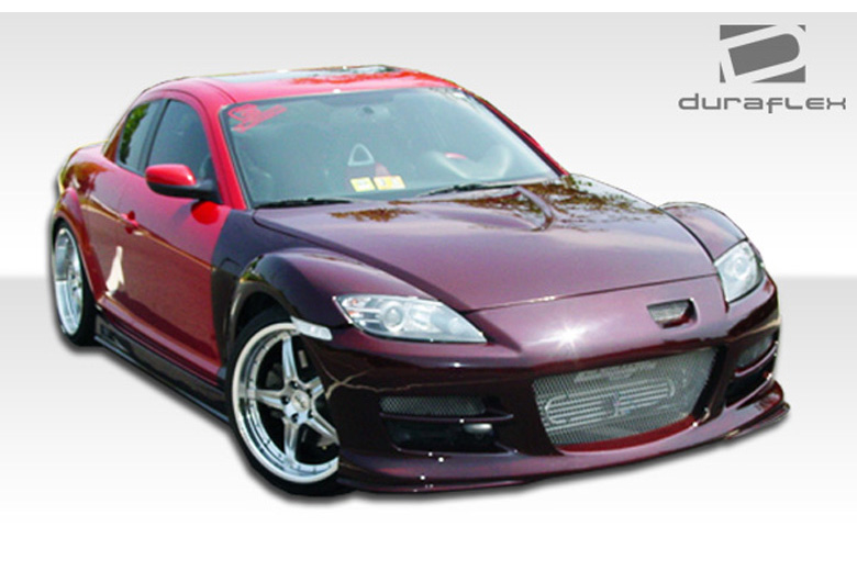 2005 Mazda RX-8 Duraflex GT Competition Body Kit