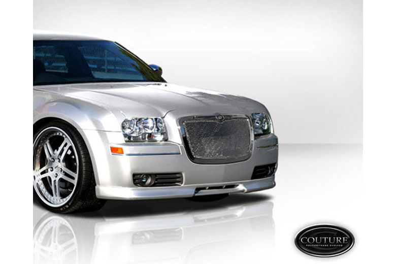 2009 Chrysler 300C Couture Executive Front Lip (Add On)