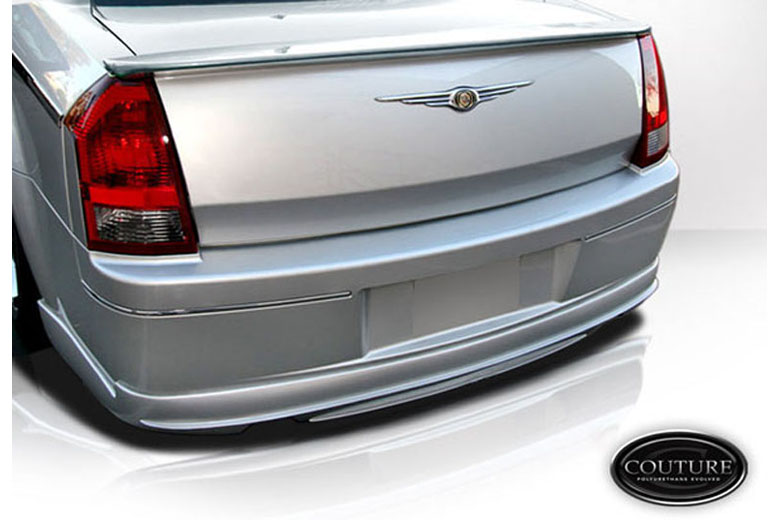 2009 Chrysler 300C Couture Executive Rear Lip (Add On)