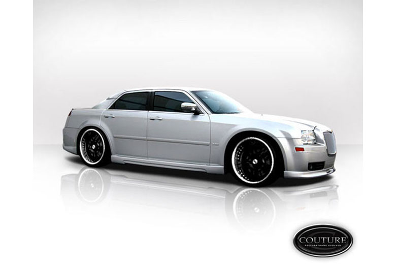 2009 Chrysler 300C Couture Executive Sideskirts