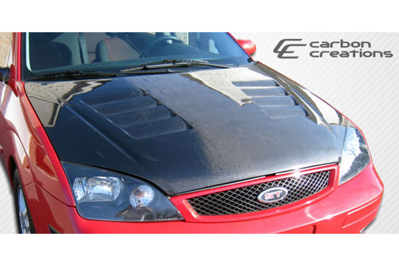 2007 Ford Focus Carbon Creations GT Concept Hood