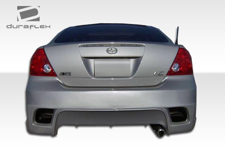 extreme dimensions scion tc 2005 2010 m power rear bumper. Black Bedroom Furniture Sets. Home Design Ideas