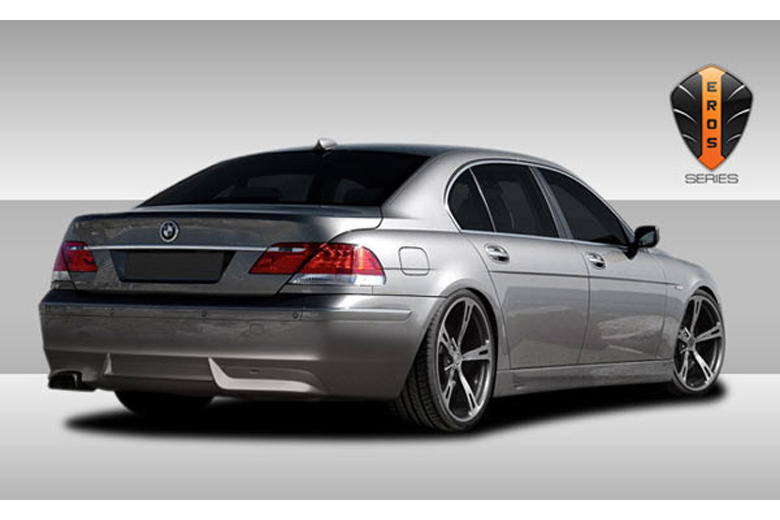 2007 BMW 7-Series Couture Eros Version 1 Rear Lip (Add On)