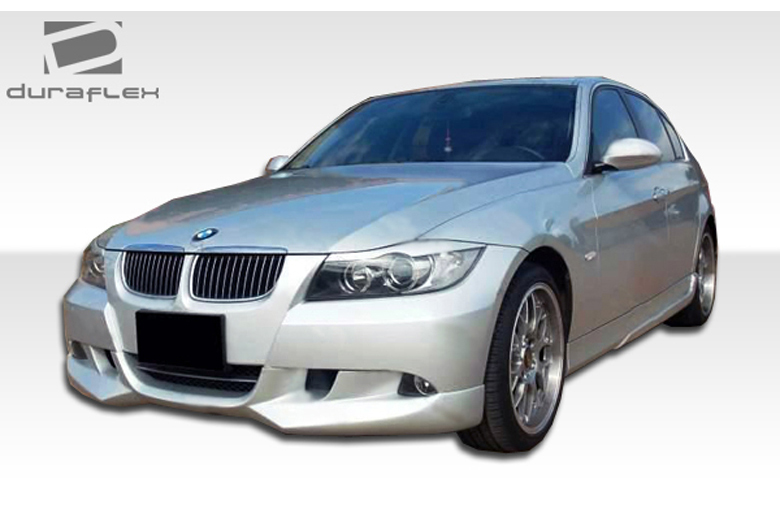 2008 BMW 3-Series Duraflex AC-S Front Lip (Add On)