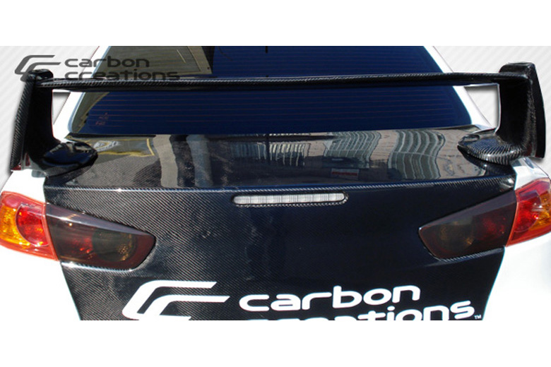 2012 Mitsubishi Lancer Carbon Creations GT Concept Spoiler