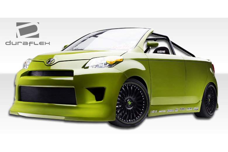 2013 Scion xD Duraflex GT Concept Body Kit