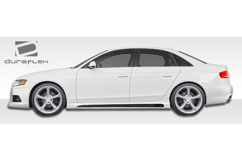 2014 Audi A4 Extreme Dimensions R-1 Sideskirts