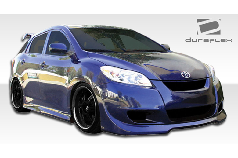 2010 Toyota Matrix Duraflex D-Sport Body Kit