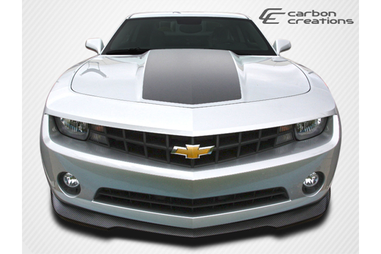 2013 Chevrolet Camaro Carbon Creations GM-X Front Lip (Add On)