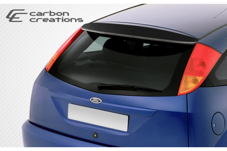2005 Ford Focus Carbon Creations RS Look Spoiler