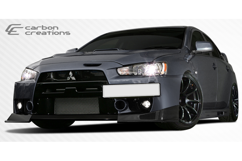 2012 Mitsubishi Evolution Carbon Creations RS Body Kit