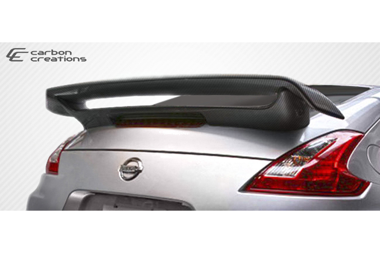 2009 Nissan 370Z Carbon Creations N-2 Spoiler