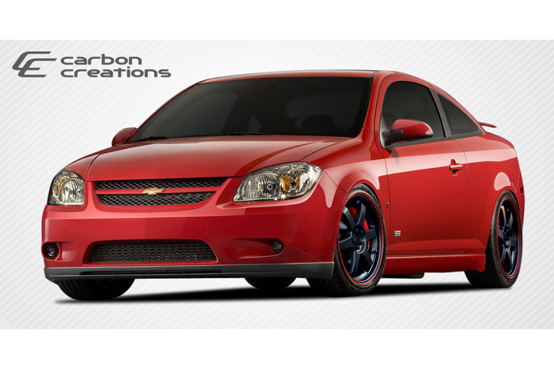 2010 Chevrolet Cobalt Carbon Creations SS Front Lip (Add On)
