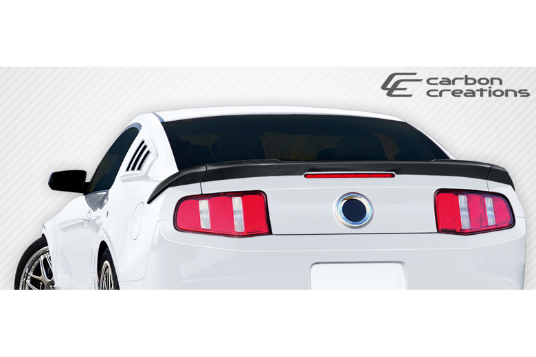 2011 Ford Mustang Carbon Creations R-Spec Spoiler
