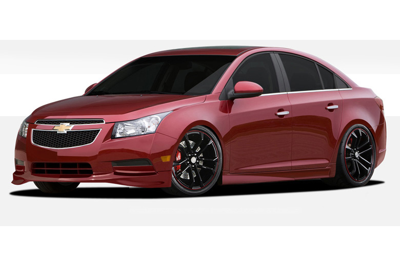 2013 chevrolet cruze body kits ground effects. Black Bedroom Furniture Sets. Home Design Ideas