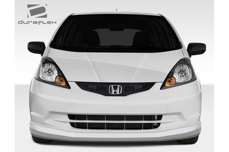 2011 Honda Fit Duraflex A-Spec Front Lip (Add On)