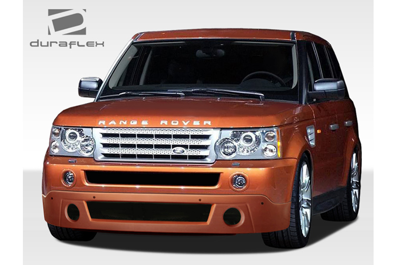 2009 Land Rover Range Rover Sport Duraflex AR-D Front Lip (Add On)