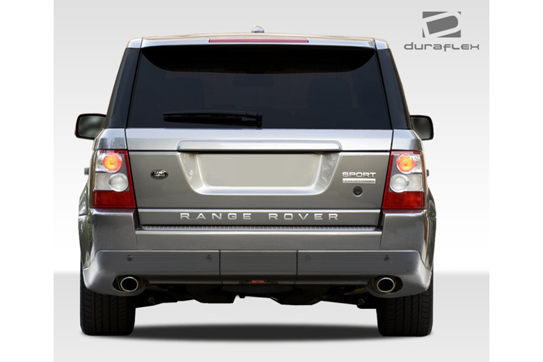 2009 Land Rover Range Rover Sport Duraflex AR-D Rear Lip (Add On)