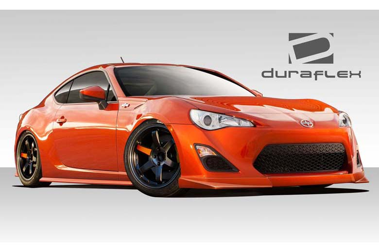 duraflex scion frs 2013 2014 st c body kit. Black Bedroom Furniture Sets. Home Design Ideas