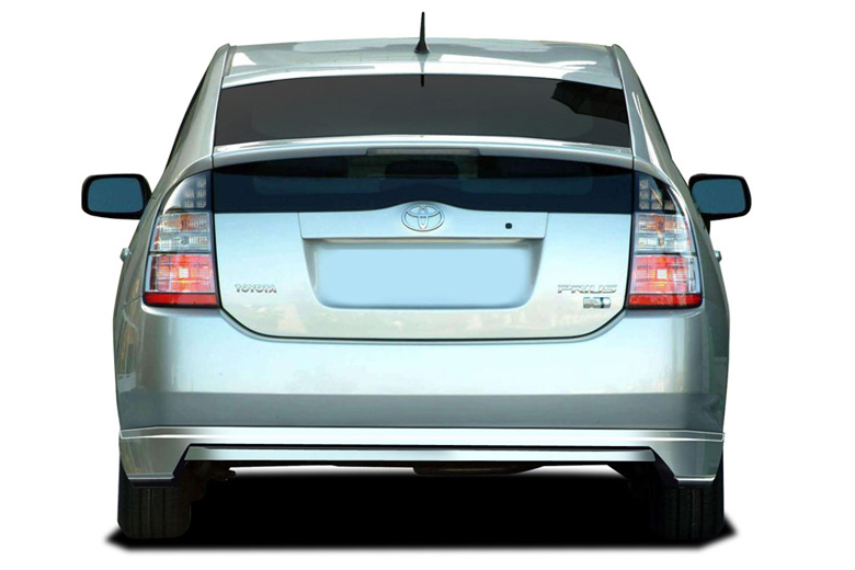 2009 Toyota Prius Couture Vortex Rear Lip (Add On)