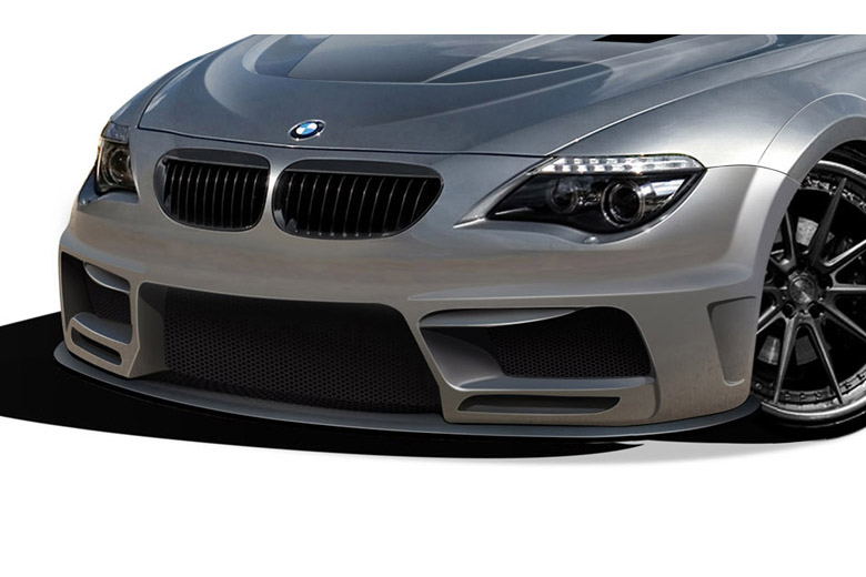 2010 BMW 6-Series Aero Function AF-2 Front Lip (Add On)