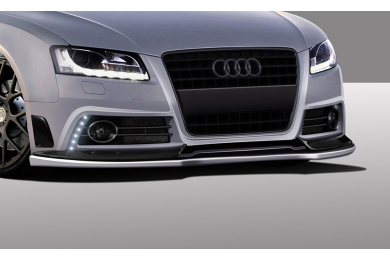 2009 Audi S5 Duraflex Eros Version 1 Front Lip (Add On)