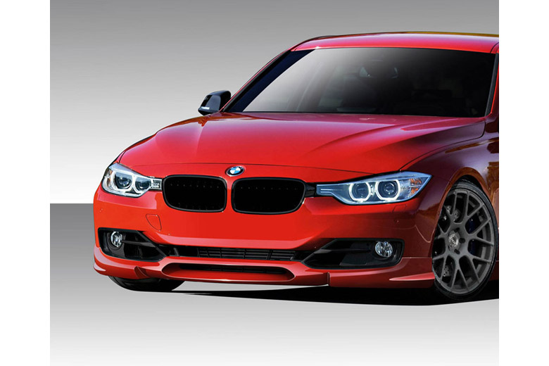 2014 BMW 3-Series Duraflex K-Sport Front Lip (Add On)