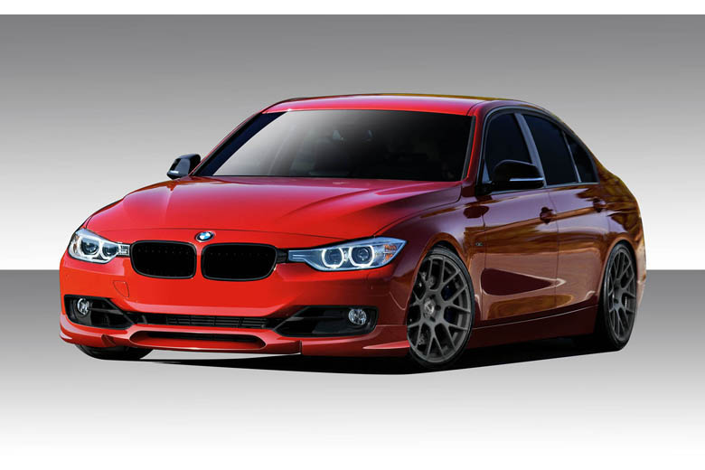 2014 BMW 3-Series Duraflex K-Sport Body Kit