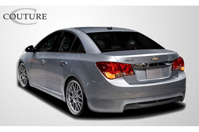 2014 Chevrolet Cruze Couture RS Look Rear Lip (Add On)