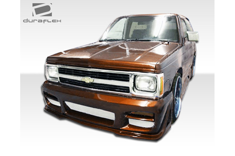 1983 Chevrolet Blazer Duraflex R34 Body Kit