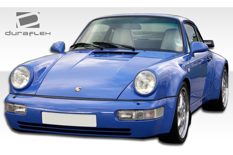 1992 Porsche 911 Duraflex Turbo Body Kit