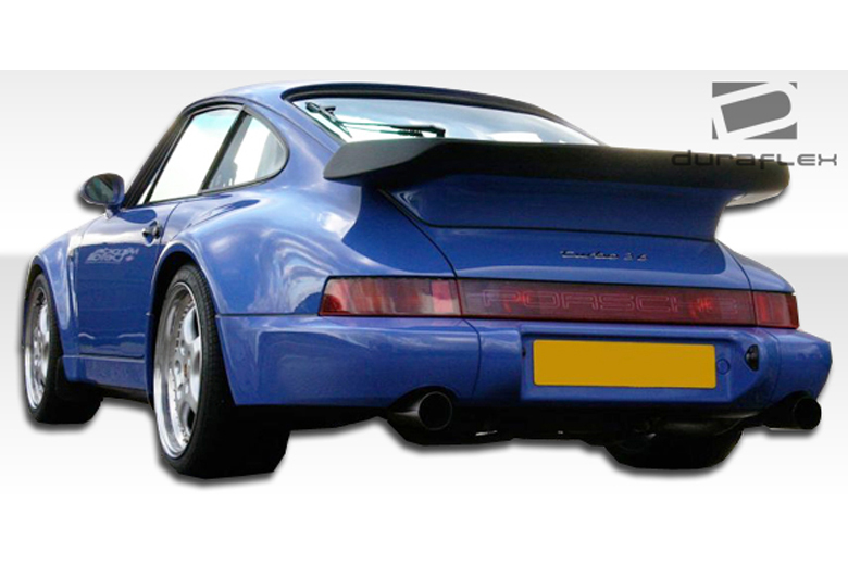 1992 Porsche 911 Duraflex Turbo Look Bumper (Rear)