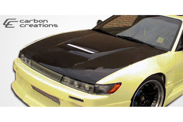 1993 Nissan 240SX Carbon Creations M-1 Hood
