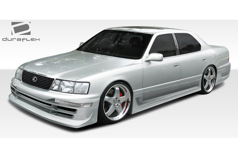 1990 Lexus LS Duraflex Forte Body Kit