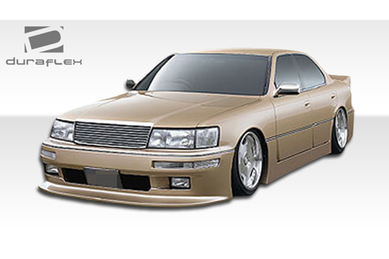1990 Lexus LS Duraflex V-Line Body Kit