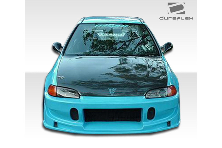 1992 Honda Civic Extreme Dimensions Buddy Bumper (Front)