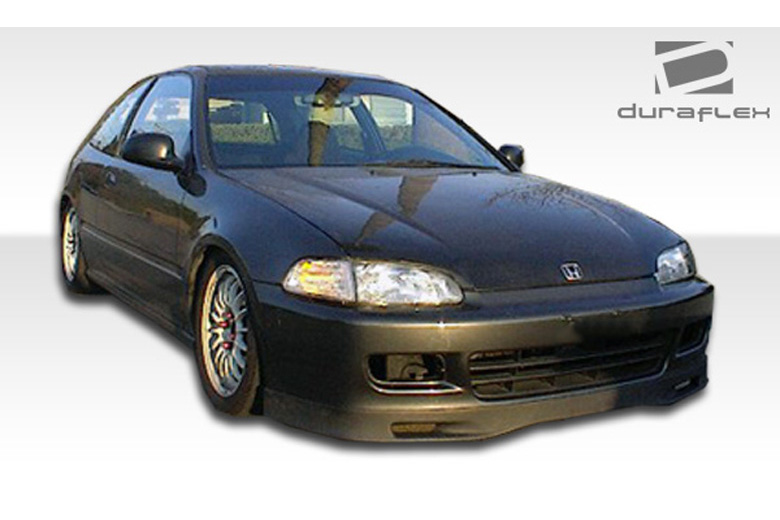 1992 Honda Civic Extreme Dimensions Spoon Style Front Lip (Add On)