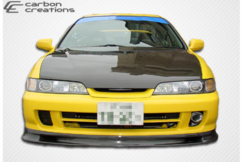 2001 Acura Integra Carbon Creations Spoon Style Front Lip (Add On)