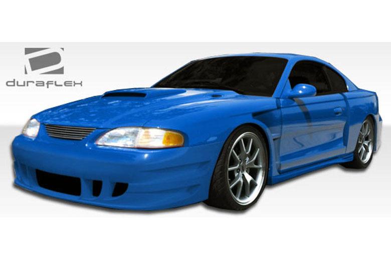 Duraflex 174 Ford Mustang 1994 1998 Gt500 Body Kit